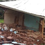 Kumbungu: One Killed,two hospitalized as wild downpour pull down houses