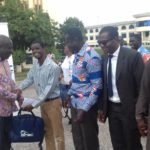 UCC: GIFEC donates NVDA laptops to students with disabilities