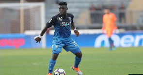 Empoli provide injury update on Ghana's Afriyie Acquah