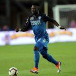 Afriyie Acquah picks up injury in Empoli defeat