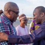 Mahama is naked if Stan Dogbe is managing him - Bagbin