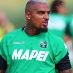 Sassuolo forward Boateng ready for AC Milan reunion