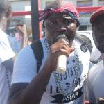 Bukom Banku thrills fans on OMY TV Accra float