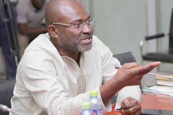 GIBA's 'ugly noises' on DTT politically motivated – Ken Agyapong