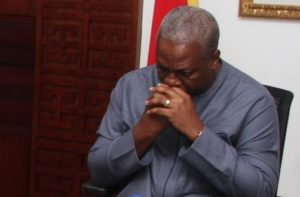 Strip off privileges of Mahama as Ghana's ex-president — Group