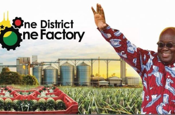 One-district-one-factory will fail – Nyaho Tamakloe