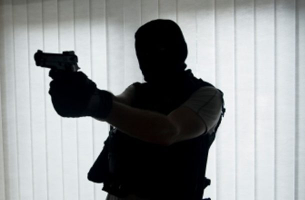 A/R: Robbers invade SHS, molest female students