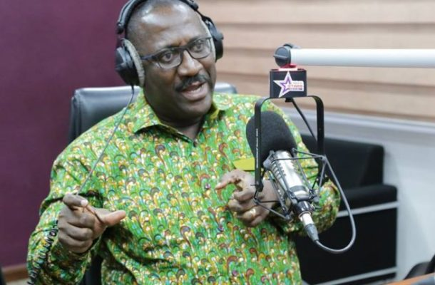 You must be ashamed of yourselves – Citi FM boss Sammens blasts Akufo-Addo's Press office