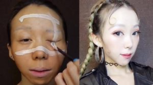 Video: How ugly women attract men by using make-up
