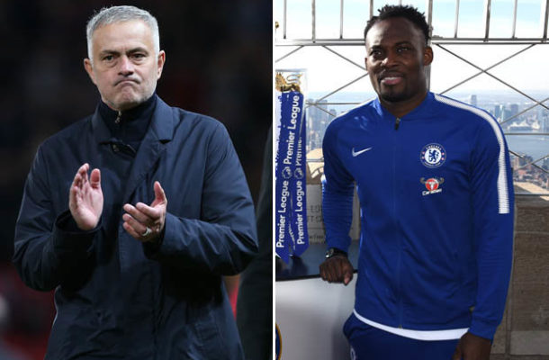 Essien backs under-pressure Jose Mourinho to succeed at Manchester United