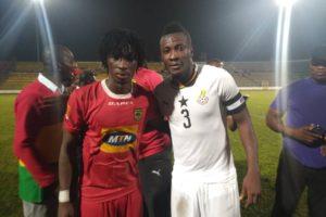 Gyan-Yacouba Songne partnership at Kotoko? C.K Akunnor welcomes the idea