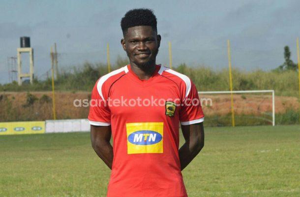Midfielder Kwame Bonsu joins Asante Kotoko