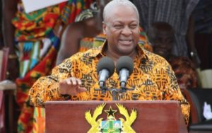 Mahama will win NDC flagbearership race handsdown; competitors not on same class - Baako