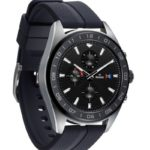 The LG Watch W7 is a smartwatch with classic mechanical hands