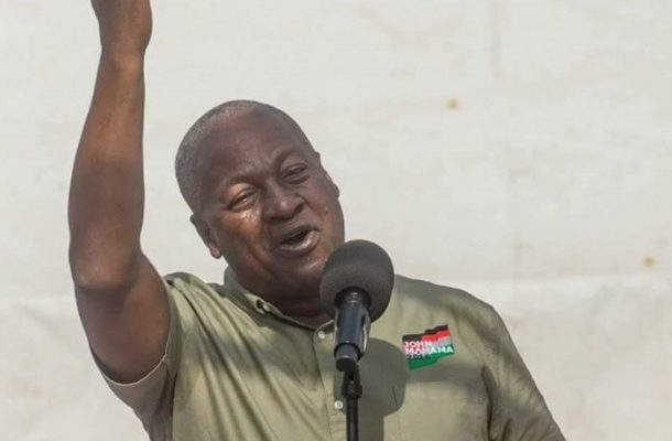 'Is it your business if NDC wants me back?' – Mahama mocks NPP