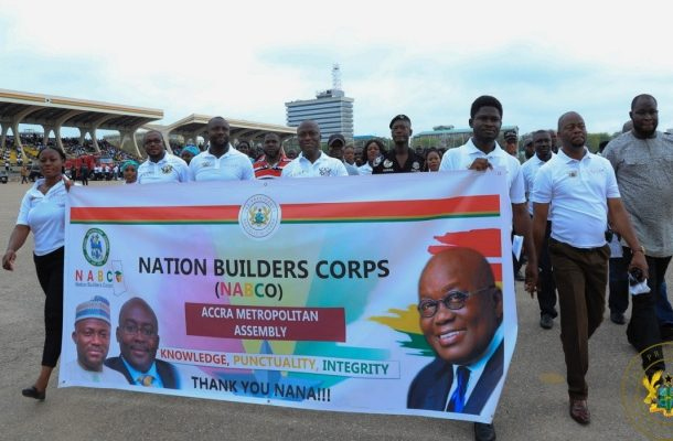 Akufo-Addo's full speech at NaBCo event