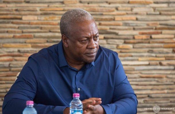 Mahama mourns NDC supporters