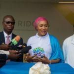 Samira Bawumia donates GHS200K neurosurgery equipment to GA/R hosp.
