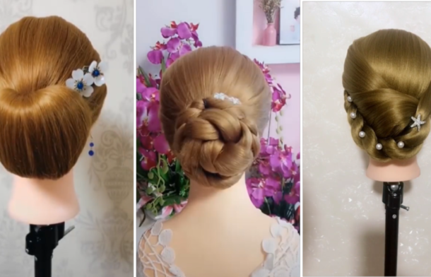 11 Creative Hairstyles That You Can Easily Do at Home