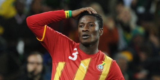 SHOCKER: Why Asamoah Gyan retired from the Black Stars