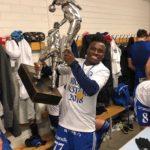 Ghanaian winger Evans Mensah wins league title in Finland with HJK Helsinki