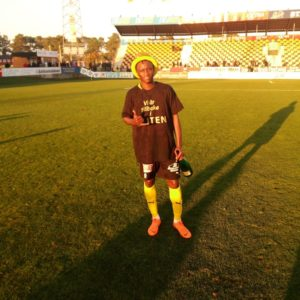 Ghanaian youngster Prosper Kasim secures Superettan promotion with Mjällby AIK