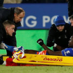 You'll come back stronger - England star Harry Maguire to Daniel Amartey