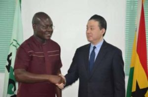 Japanese Nano Technology Company to establish plant in Ghana