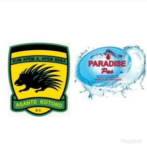 Asante Kotoko agree two-year sponsorship deal with Asamoah Gyan's Paradise Pac Mineral Water
