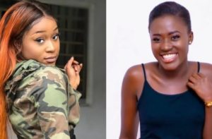 VIDEO: Who is Fella Makafui? Is she a bird? – Efia Odo sarcastically asks