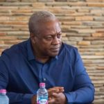 Mahama apologizes to  journalist assaulted by his security detail