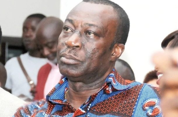 VIDEO:  Akoto Osei escapes being lynched by Delta Force