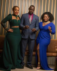 PHOTOS: Joselyn Dumas, Lydia Forson, Chris Attoh stun at the 2018 AMAA