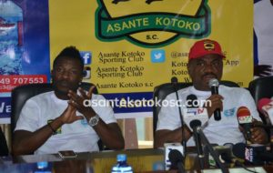 Paradise Pac CEO Gyan delighted over partnership with Asante Kotoko
