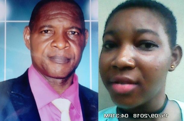 PHOTOS: Man who tried raping his own daughter 3 times accused of using her for money ritual