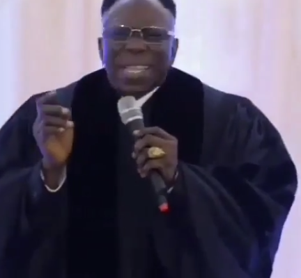VIDEO: Most married women in Ghana have never reached orgasm in their entire lives - Ghanaian Pastor reveals