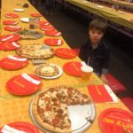 SAD: Boy eats alone at his birthday after his mum invited 32 classmates and no one showed up