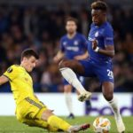 Ghanaian youngster Callum Hudson-Odoi makes Europa League debut for Chelsea