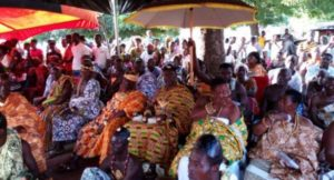Chiefs want out of Oti region creation
