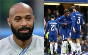 Monaco manager Thierry Henry eyes swoop for Ghanaian wonderkid Callum Hudson-Odoi