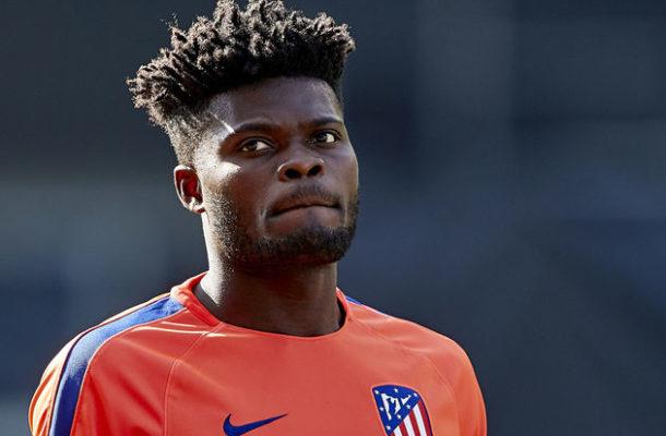 Thomas Partey focused on Atletico Madrid amid exit rumors