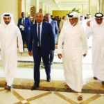 CAF President Ahmad leads African FAs to explore Qatar FA opportunities