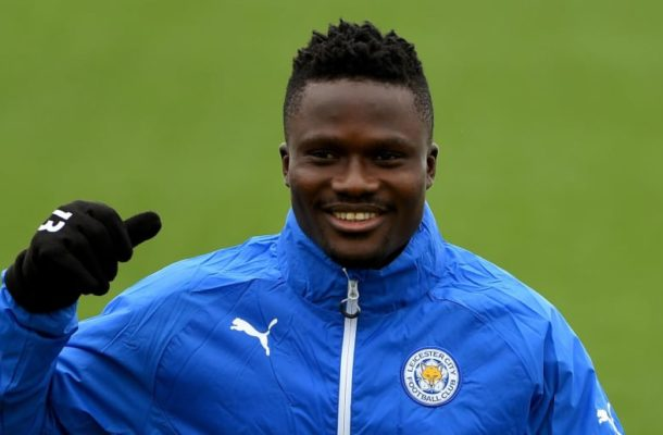 Leicester City manager Claud Puel on Amartey's best position