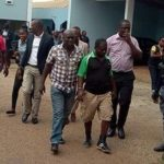 Delta force members freed