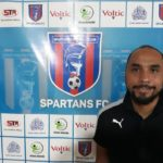 Division Two side Spartans acquire Swedish Coach