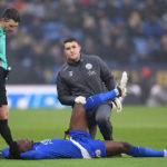 Leicester City manager Claude Puel hopes Amartey's injury is not serious