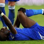 Leicester City's Daniel Amartey suffers horrendous leg break during clash with West Ham
