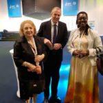 It is digi-time in Ghana- Ursula woos delegates at ITU Conference