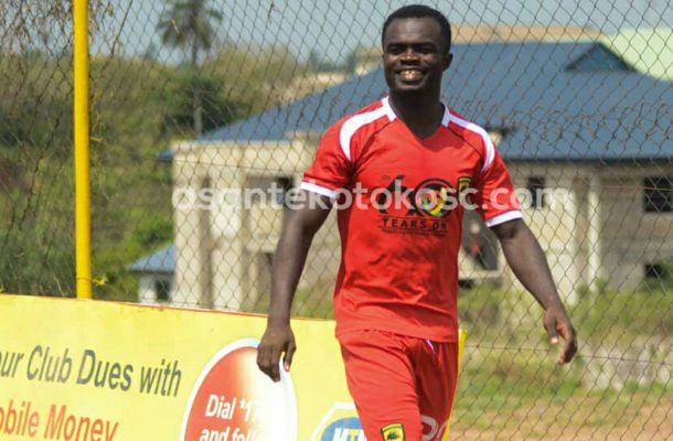 Kotoko captain Amos Frimpong insists they are ready to prove themselves against Black Stars on Friday