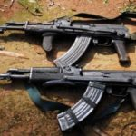Missing Sogakope police AK 47 rifle 'surprisingly' surfaces at Sarpeiman in Accra
